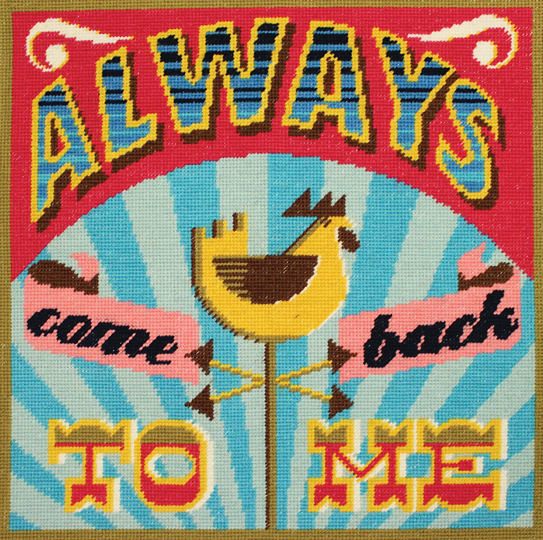 Always Come Back to Me -  Tapestry Kit