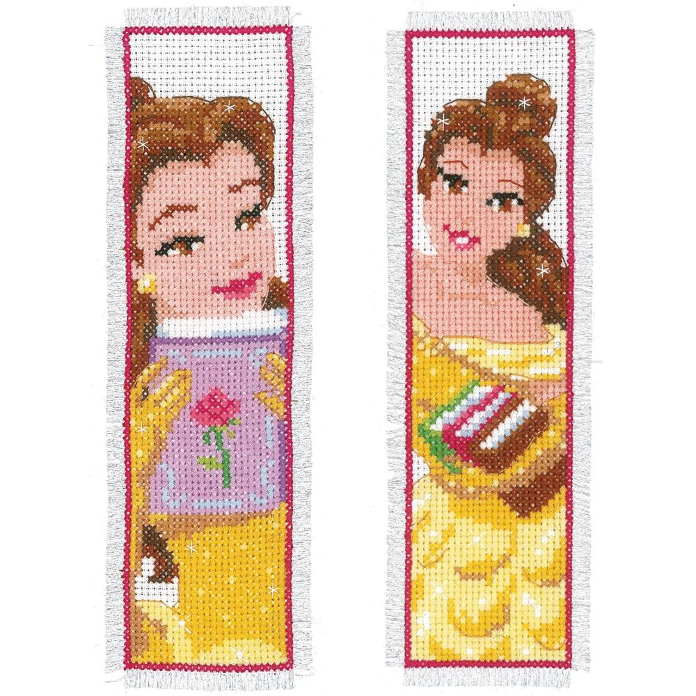 Vervaco Beauty Bookmarks Cross Stitch Kit