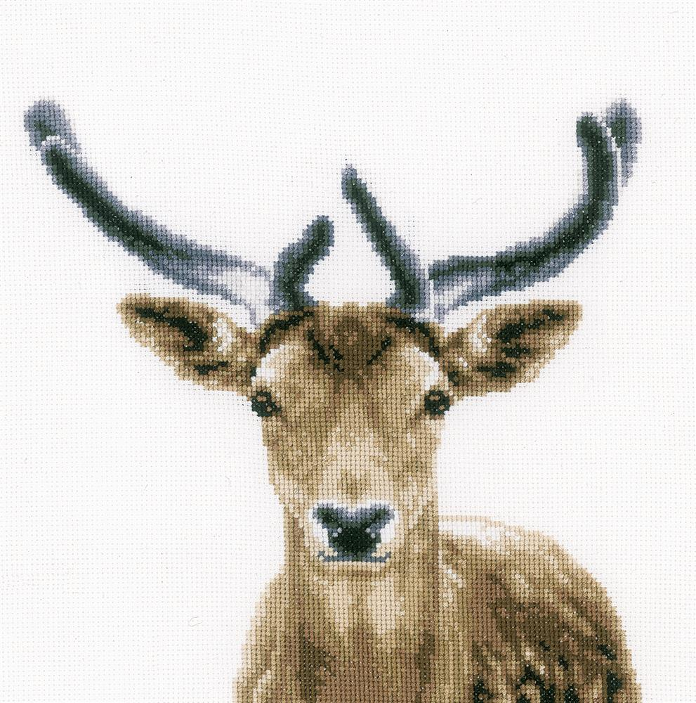 Vervaco Deer Cross Stitch Kit