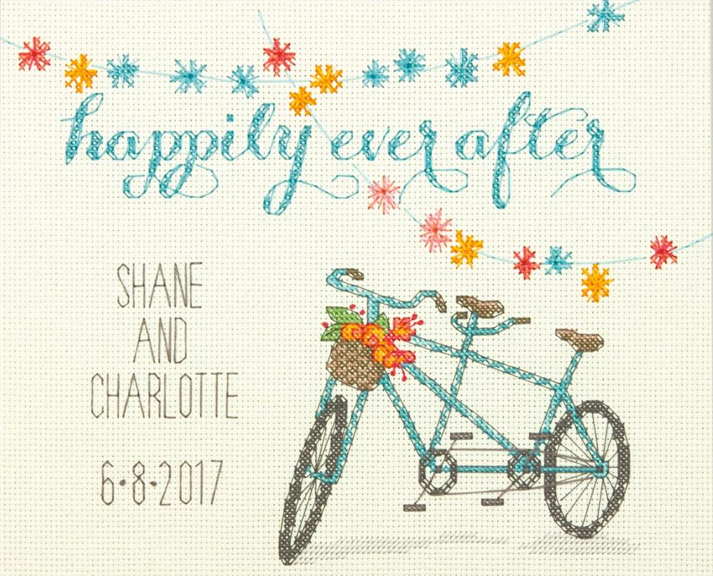 Happily Ever After -  Cross Stitch Kit