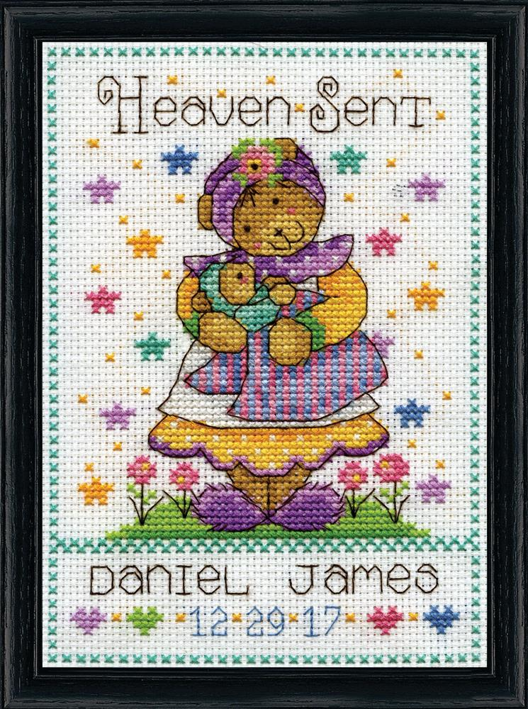Heaven Sent -  Cross Stitch Kit