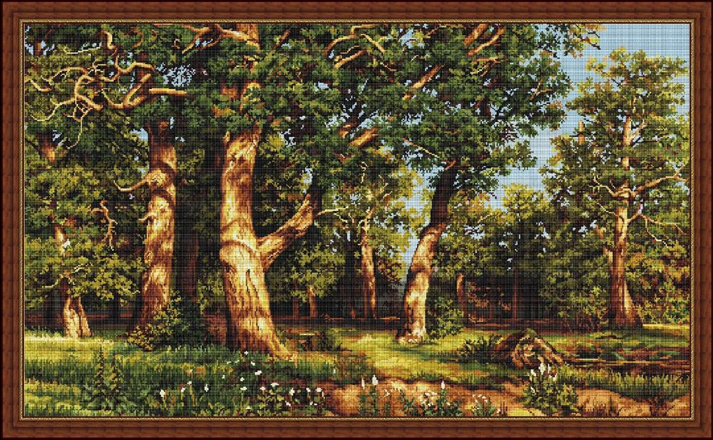 Luca-S Grove - Petit Point Tapestry Kit
