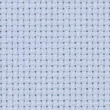 Permin 16 Count Aida Metre - Touch of Grey Fabric
