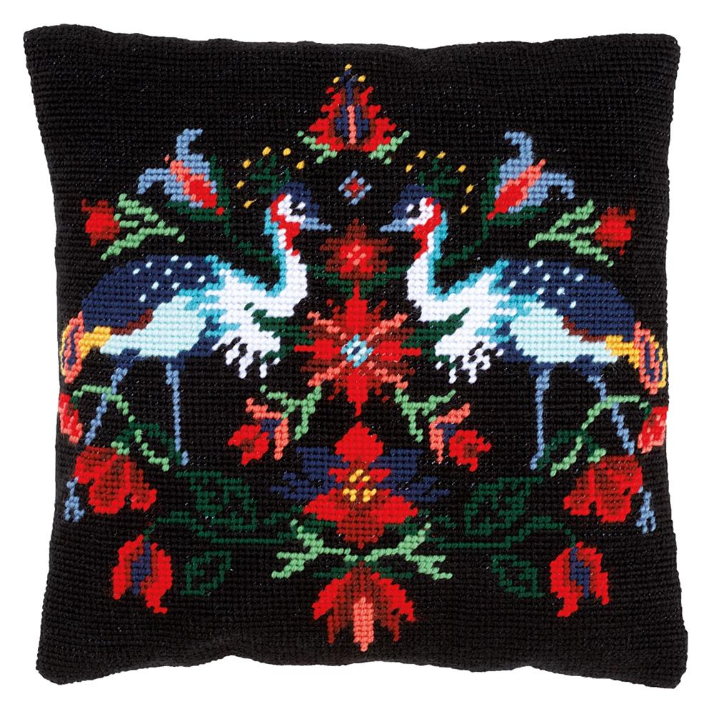 Camille Cushion -  Tapestry Kit