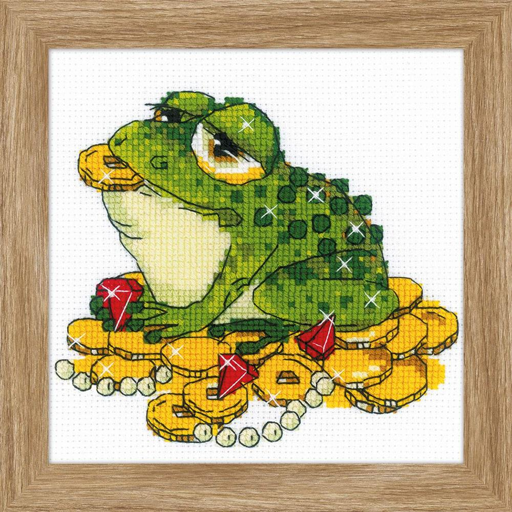 RIOLIS For Prosperity Cross Stitch Kit