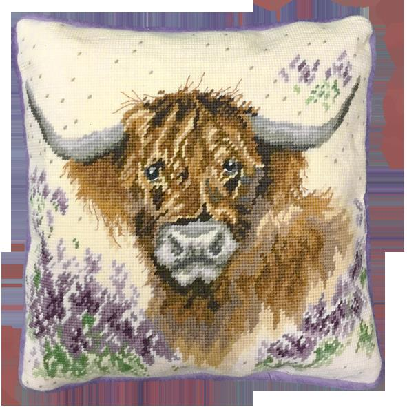 Bothy Threads Highland Heathers Tapestry Tapestry Kit