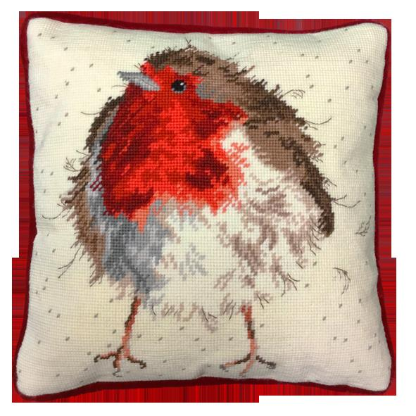 Bothy Threads Jolly Robin Tapestry Tapestry Kit