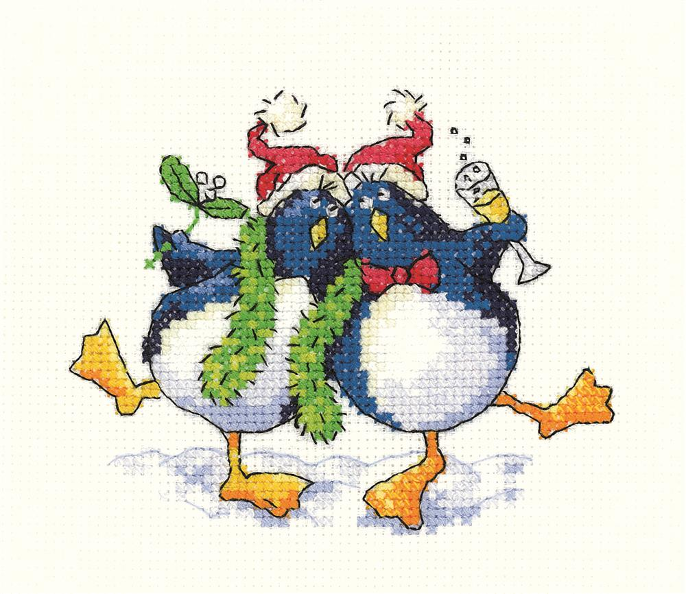 The Antagonist Heritage Crafts Simply Heritage Cross Stitch Kit