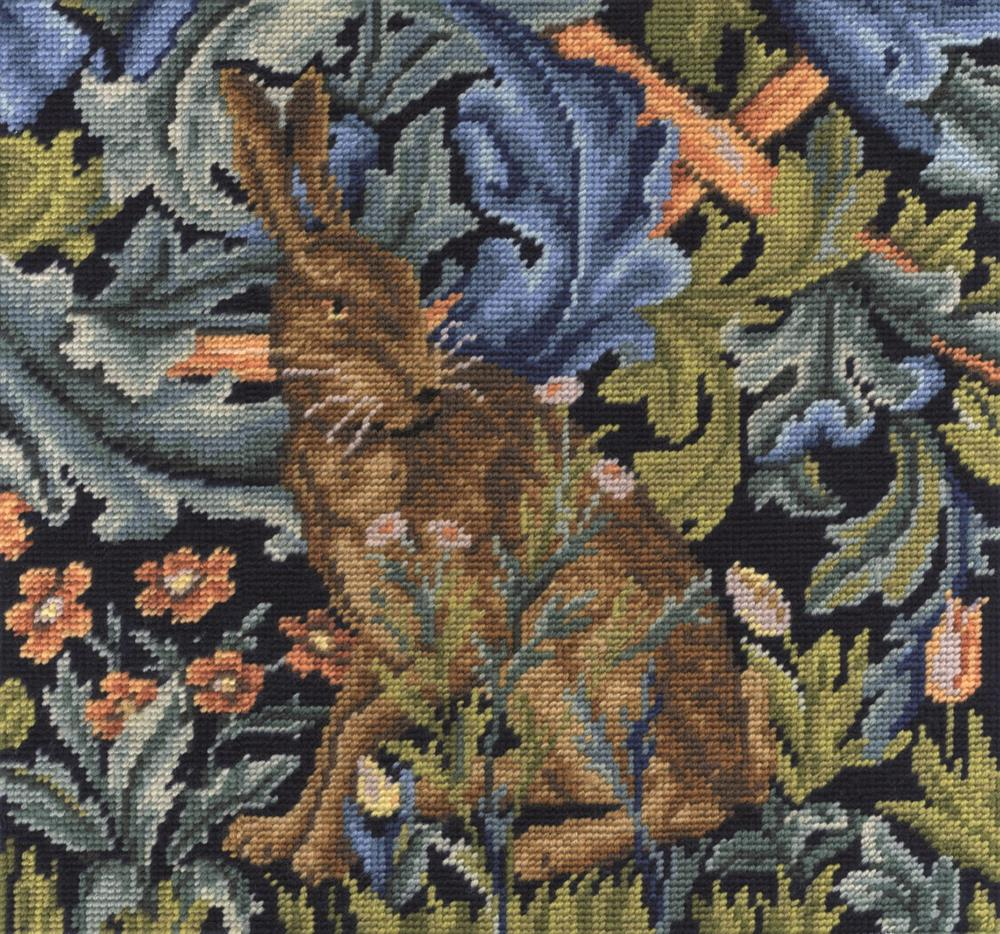 The Hare By William Morris