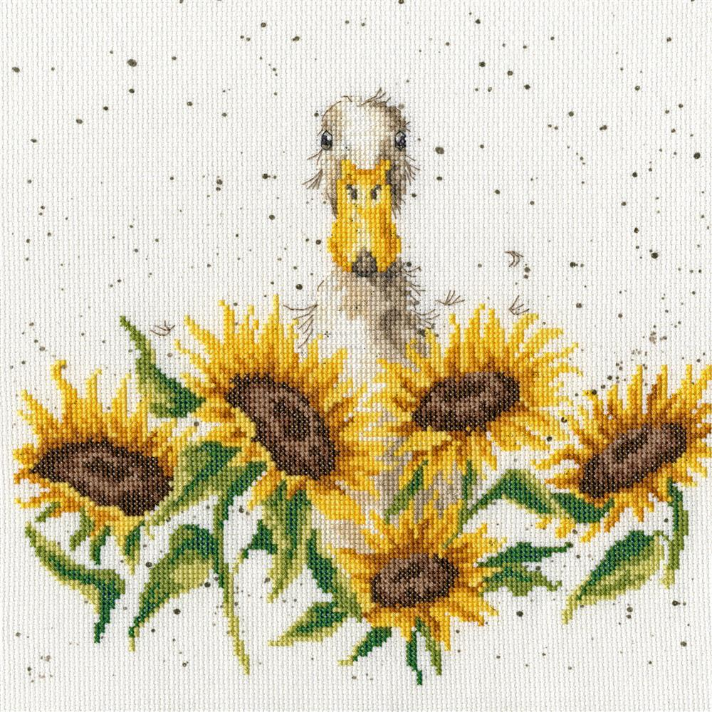 Bothy Threads Sunshine Cross Stitch Kit
