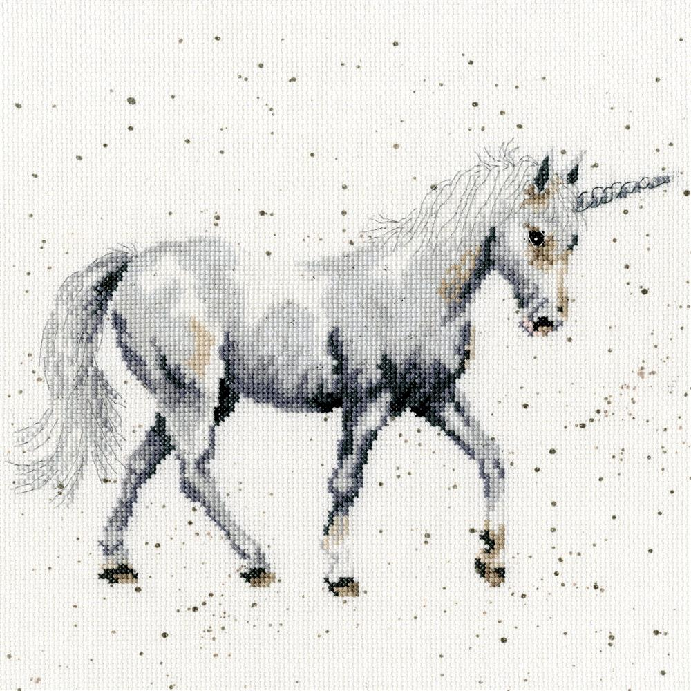 Bothy Threads Believe in Magic Cross Stitch Kit