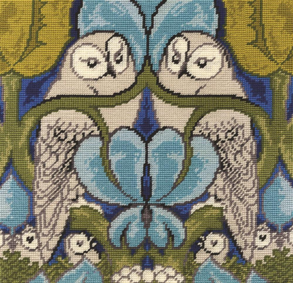 The Owl By C.F Voysey