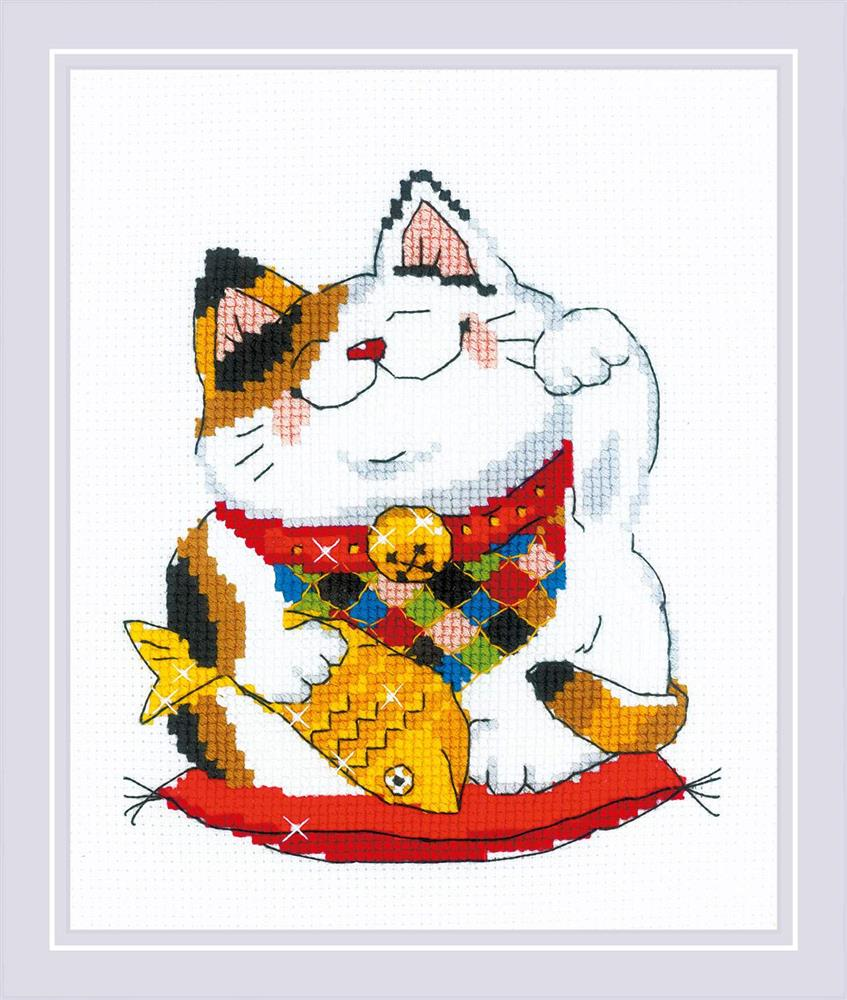 RIOLIS Good Luck Cross Stitch Kit