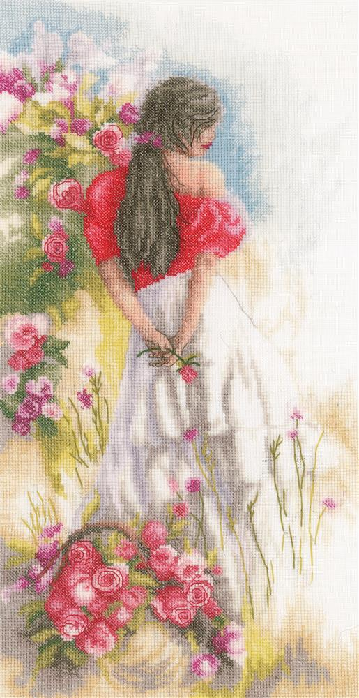 In The Fields -  Cross Stitch Kit