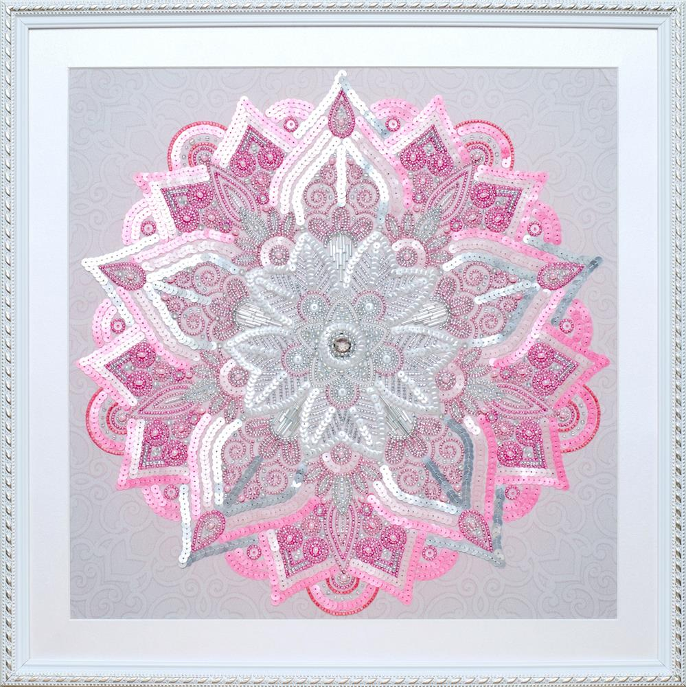 VDV Mandala Cross Stitch Kit