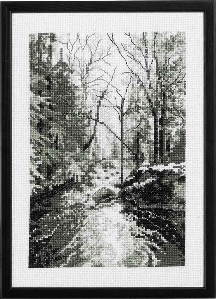 The Forest -  Cross Stitch Kit