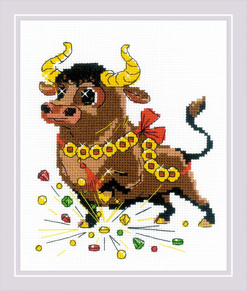 RIOLIS For the Success Cross Stitch Kit