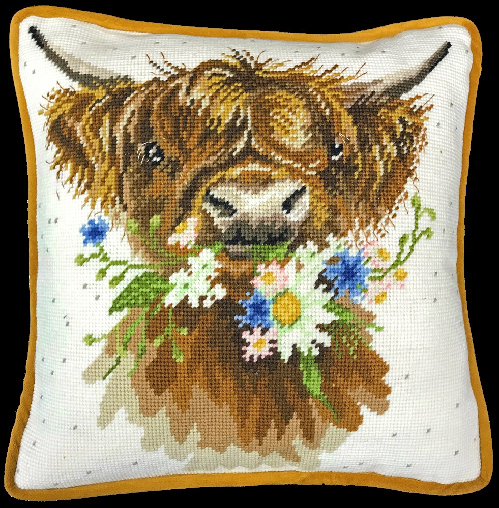 Bothy Threads Daisy Coo Tapestry Tapestry Kit