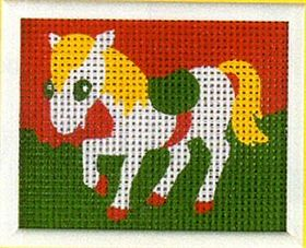 Horse -  Tapestry Canvas