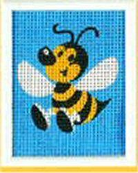 Wasp -  Tapestry Canvas