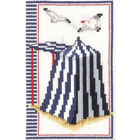 Cabana - Vervaco Cross Stitch Kit