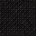 Zweigart Aida - 14 count - 720 Black (3706) Fabric