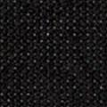 Zweigart Aida Metre - 14 count - 720 Black (3706) Fabric