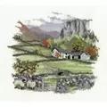 Derwentwater Designs Cragside Farm Cross Stitch Kit