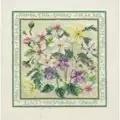 Derwentwater Designs Spring Cross Stitch Kit