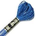 DMC Light Effects - Jewels - Blue Sapphire - E825