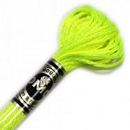 DMC Light Effects - Fluorescent Effects - Neon Yellow - E980