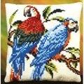 Pako Two Parrots Cross Stitch Kit
