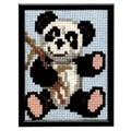 Pako Panda Cross Stitch Kit