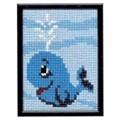 Pako Whale Cross Stitch Kit