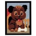 Pako Dog with Bone Cross Stitch Kit