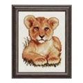 Pako Lion Cub Cross Stitch Kit