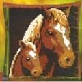 Pako Mare and Foal Cross Stitch Kit