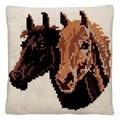 Pako Two Horses Cross Stitch Kit