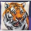 Pako Tiger Cross Stitch Kit