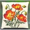 Pako Poppies Cross Stitch Kit