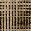 Zweigart Penelope Duo Canvas - 10 count - Antique (1231) 60cm Fabric