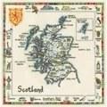 Heritage Scotland Cross Stitch Kit