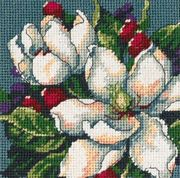 Dimensions Magnolia Floral Tapestry Kit