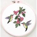 Dimensions Hummingbird Duo Cross Stitch Kit