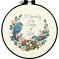 Dimensions Family Love Cross Stitch Kit