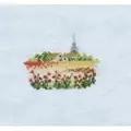 Derwentwater Designs Poppyfield (Aida) Cross Stitch Kit
