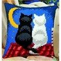 Vervaco Cats at Night Cross Stitch Kit