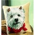 Vervaco Westie Dog Cross Stitch Kit
