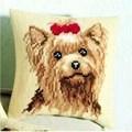 Vervaco Yorkshire Terrier Cross Stitch Kit