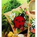 Vervaco Ladybird Cross Stitch Kit